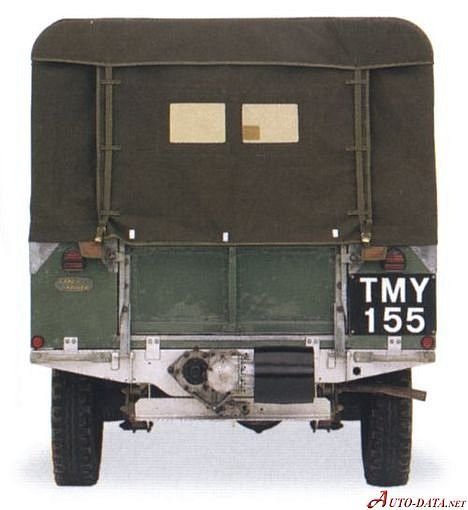 Land Rover - Series I