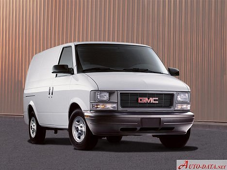 GMC - Safari II
