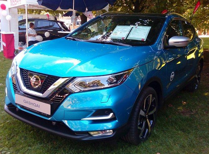 Nissan - Qashqai II (facelift 2017)