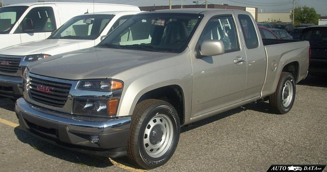 GMC - Canyon I Extended cab