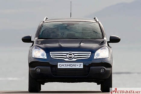 Nissan - Qashqai+2