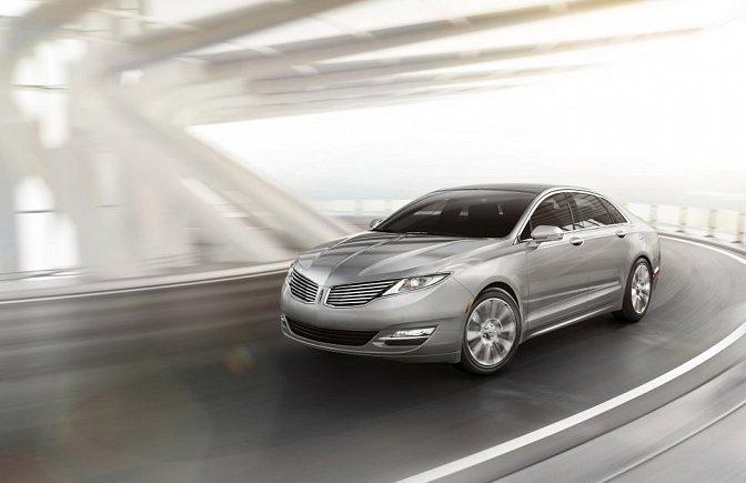 Lincoln - MKZ II
