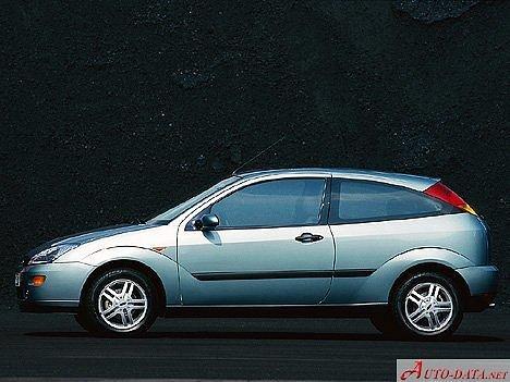 Ford - Focus Hatchback I