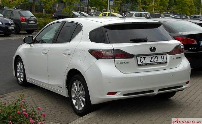 Lexus - CT 200h
