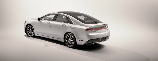 Lincoln - MKZ II (facelift 2016)