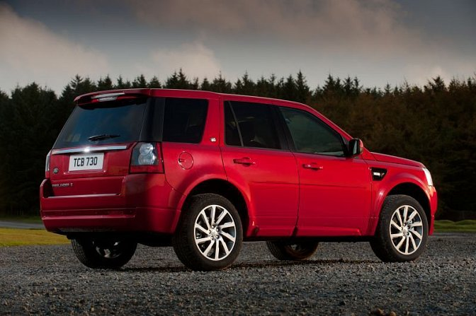 Land Rover - Freelander II (facelift 2010)