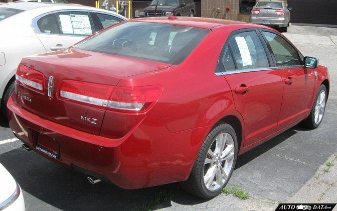 Lincoln - MKZ I (facelift 2010)