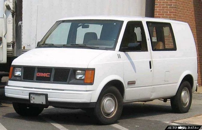 GMC - Safari I