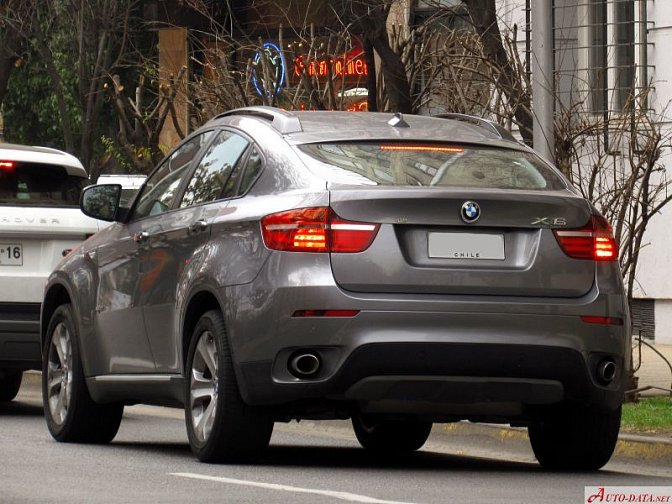 BMW - X6 (E71 facelift 2012)