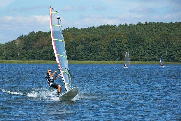 Ski Windsurfing Mácháč