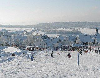 Ski Boží Dar - Novako