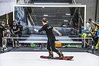 Maxxtrack simulátor ve Freestyle Kolbenka Praha