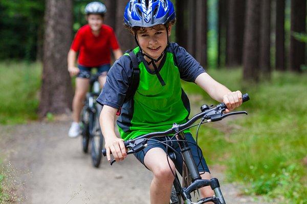 Aktivita Bikepark Kopřivná