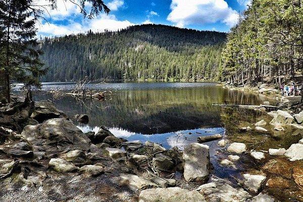 Ski Čertovo jezero