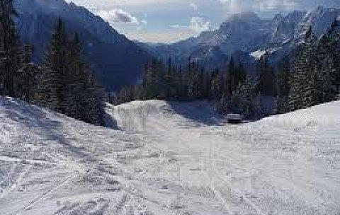 Hochschwarzeck – Ramsau bei Berchtesgaden