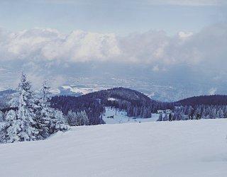 Ski winter park MARTINKY
