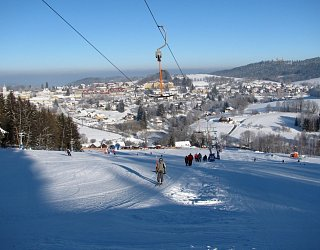 Ski Kašperské Hory