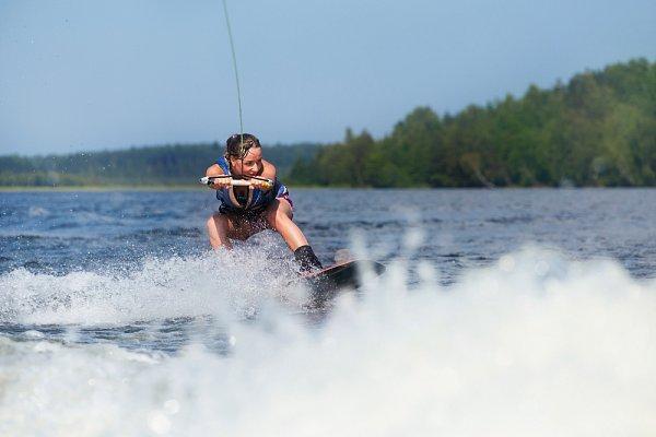 Aktivita Water Ski Přelouč