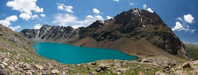 Ala Kul v Kyrgyzstánu