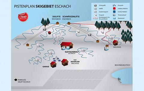 Schwärzenlifts – Eschach