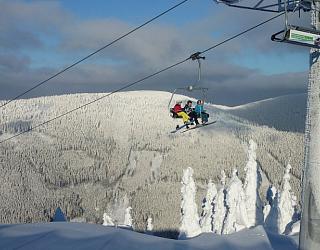 Ski Dolní Morava - Ski Sněžník
