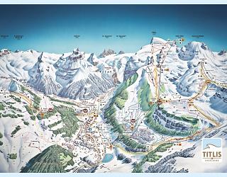 Ski Titlis – Engelberg