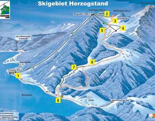 Ski Herzogstand – Walchensee